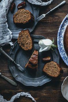 Finnish Date & Coffee Bundt Cake |