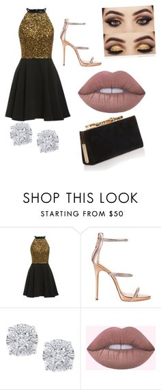 """""""Untitled #184"""" by lilicabsilveira-1 on Polyvore featuring Giuseppe Zanotti, Effy Jewelry and Jimmy Choo"""