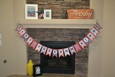 4th of July Party Printables and Thoughts About Freedom