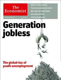 Gen Y was the hardest hit by the recession that began in 2008 and kicked up a gear in the following years. The 'last in – first out' hiring / firing principle meant that the 'new kids on the block' had to go when things became tough and belts were either tightened or taken away altogether.