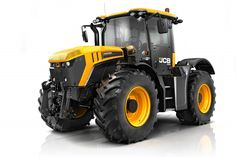 #JCB provides biggest tractor surprise of #Agritechnica 2013