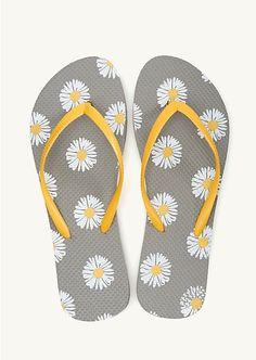 Daisy Flip Flops $4.99 | Sandals & Flip Flops | rue21
