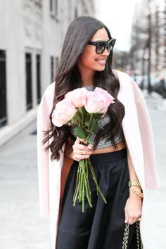 Valentines Day outfit.