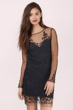 Sicily Lace Bodycon Dress at Tobi.com  | Must have lace dresses at www.tobi.com | #SHOPTobi | #LaceBeHonest