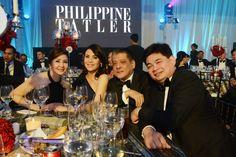 Take a peek inside the ballroom during the Philippine Tatler Ball 2015.