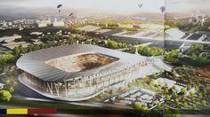 Vilvoorde verzet zich tegen Eurostadion | De Tijd