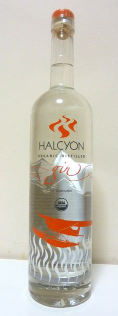 Gin Reviews: Halcyon Organic Distilled Gin | the GIN is IN