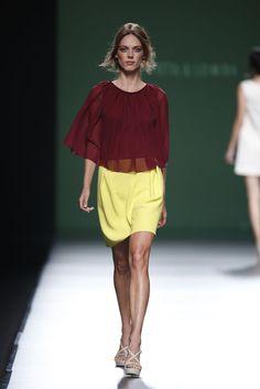 Devota (Colección SS 2014) #MBFWM #vestidodefiesta #vestidosinvitadas #dresses #spain