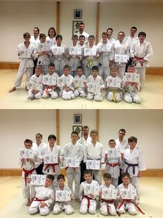 Successful kyu exam at Aikido Pilisszentiván Dojo. https://www.sas-aikido.hu