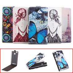 Painted Fashion High Quality For Xiaomi Redmi 3 Pro Case Leather Case Flip Cover for Xiaomi Redmi 3S Case Phone Cover Up-Down