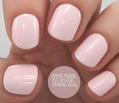 "Barry M's Gelly Hi Shine Collection in ""Rose-Hip"""