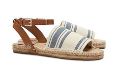 #ToryBurch #espadrilles #fahion and #luxury on : www.nudeismycolor.com