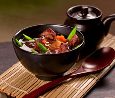 Vietnamese beef soup Pho, by FOU ZOO
