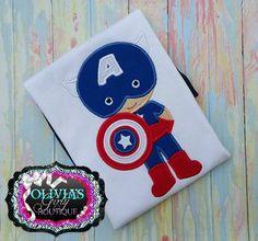 Captain America - LSS