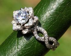 This ring is absolutely stunning and encompasses everything I love!!!!