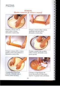 Bimby massas e docarias Bread Cake, Betty Crocker, Empanadas, Pasta Recipes, Fruit, Mini Pizzas, Cooking, Barbie, Ethnic Recipes