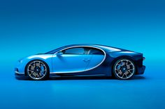 The Bugatti Chiron will accelerate from 0–100 km/h or 0-60 mph in under 2.5 seconds , 0–200 km/h or 0-120mph in under 6.5 seconds.