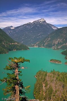 Diablo Lake, Cascades National Park, Washington so happy I live here and get to see this all the time!