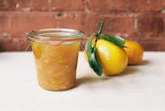 clementine and meyer lemon marmalade
