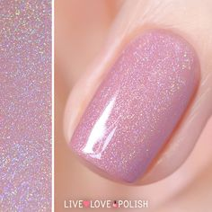Pretty & Polished Travelin' Down Dusty Rose Nail Polish
