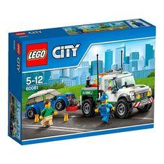 Juguete LEGO CAMION GRUA CITY PRECIO 17,96€ en IguMagazine#juguetesbaratos