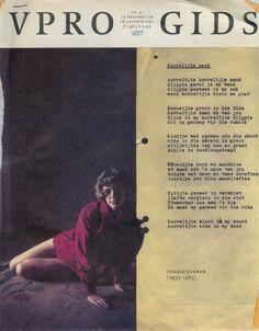 My favourite poet...Ingrid Jonker