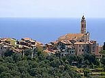 Apartment in Civezza, Liguria, Italy. Book direct with private owner. IT4483