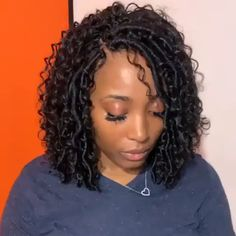 Kinky curly relaxed extensions board thriving hair brazilian pre plucked hairline water curly virgin human hair wigs bob with baby hairs Faux Locs Hairstyles, Twist Braid Hairstyles, Braided Hairstyles For Black Women, African Braids Hairstyles, Braids For Black Hair, My Hairstyle, Girl Hairstyles, Protective Hairstyles, Wedding Hairstyles