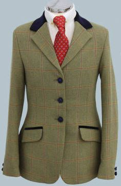 Pemberly Equestrian Tweed Jackets, Equestrian, Suit Jacket, Breast, Suits, Fashion, Outfits, Moda, La Mode