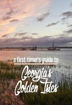 A First-Timer's Guide to Georgia's Golden Isles: Where to Visit, Eat, Shop, and Sleep | CosmosMariners.com