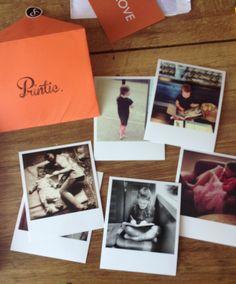Printic - the photo app that prints your photos in Polaroid form!