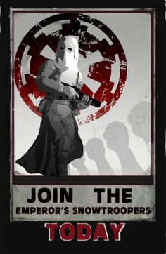 Join The Emperor's Snowtroopers Today!