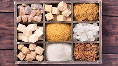 Verschiedene Zucker: Die wichtigsten Zuckerverbindungen und wie sie auf den Körper wirken