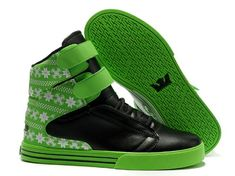 3d86b4a7f25 Find Supra TK Society Black Green Snowflake Men's Shoes Super Deals online  or in Pumacreeper. Shop Top Brands and the latest styles Supra TK Society  Black ...
