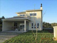 Conheça 1ª casa no sistema Steel Frame condomínio BuenaVista (AUGUSTOPOA) - YouTube