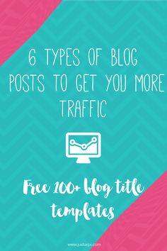 blog posts to grow blog