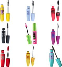 "Pass: ""Maybeline Mascara"": I've tried almost all these over the years, never my favorites.  xoxo"
