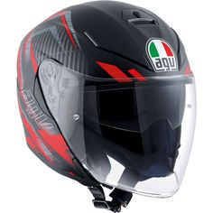 cf German Lifestyle Motorrad Shop for Everybody Agv Helmets, Open Face, Jets, Black N Yellow, Urban, Stability, Motorcycles, Products, Shopping