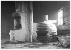 slides/2-08144.jpg 1932, Kainulasjärvi, Länsipohja, muuri, Navetan, navetta, pärekori, Täräntö Navetan muuri, Länsipohja, Täräntö, Kainulasjärvi, 1932