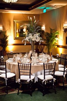 Classic Table setting :     Photography By / http://thompsonphotographygroup.com