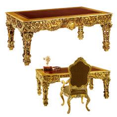 ~Louis XIV Writing Desk~
