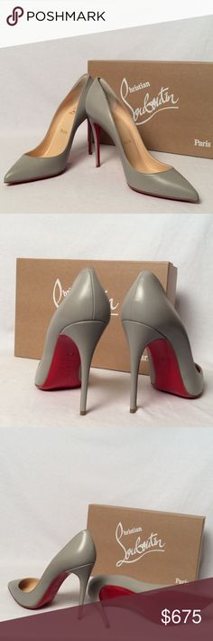 christian louboutin 100 authentic