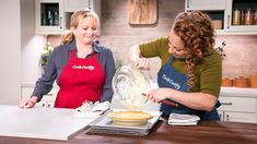 This light, bright lemon pie has a perfect balance of sweet, salty, and sour. Cooks Country Tv, Cooks Country Recipes, Country Cooking, Kitchen Recipes, Cooking Recipes, Meat Recipes, Dinner Date Recipes, North Carolina, Cooking Ice Cream