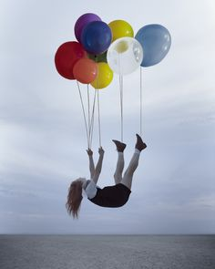 All images from the series Sleep Elevations by Maia Flore.  The Enigmatic Objectis a show juried by Kyohei Abe(Detroit Center for Contempor...