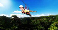 No. 6 of 10 top things to do in San Juan, Puerto Rico: Zipline Adventure with Toro Verde