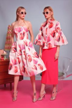 Christian Siriano Resort 2017 Fashion Show