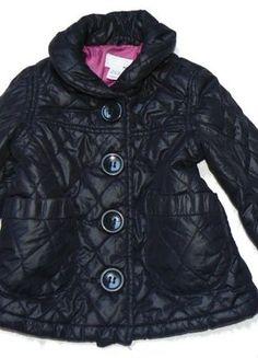 Kupuj mé předměty na #vinted http://www.vinted.cz/deti/kabaty-a-bundy/17213685-cerny-kabatek-bunda-hm-110-4-5let