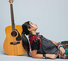 Hoy a las 18.00h nos visita la cantante, autora y compositora Jayu