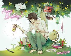 L Death Note, L Lawliet, Manga, I Love Him, Fiction, Anime, Posters, Boyfriends, Stickers