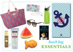 pack your beach bag the right way